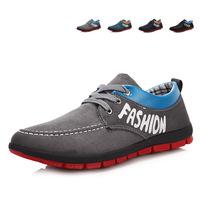 TOP New Fashion Design Brand Autumn suede Leisure men sport shoes,men's Casual horse shoes Men's Sneakers 39-44 size