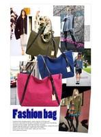 Free shipping famous popular women's handbag Women's Brief Velour scrubVelour scrub Handbag women messenger bags shoulder bags