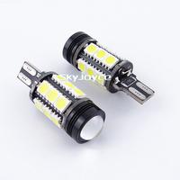 2X  T15 W16W led reverse lights Super Bright white car led backup light 21 194 168 T15 W16W COB Emitter 15SMD 5050 LED 360