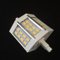 20pcs/lot DHL Free R7S led 10W 15W Epistar SMD5730 78mm LED light bulb light lamp AC85-265V warranty 2 years warm white/ White