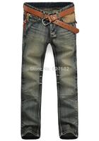 Jeans 2014 Men's Fashion Jeans Men Big Sale Autumn Clothes New Brand Pants Vaqueros Men Pants Jeans For Mens's Skinny Cotton