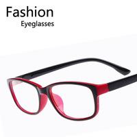 Wholesale Fashion Women Men Geek Nerd Spectacles Chic Designer Eyeglasses Free shipping
