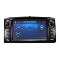 12V Car DVD GPS Navigation Digital For Toyota Corolla E120 2003-2006 /w CPU MTK3360 800MHZ Dual Core Radio Tape Recorder Stereo