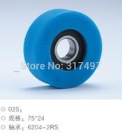 Escalator Roller 75*24 bearing 6204-2rs