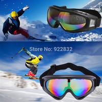 Hot 2015 Skiing Goggles x-200 Ski Eyewear Anti-UV400 Protection Outdoor Sports Sunglasses Snowboarding-New