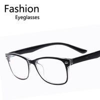 Wholesale Fashion Women Men Rivets Spectacles Designer Eyeglasses Free shipping
