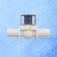 SV-H43 Plastic Solenoid Valve 12V DC Actuator of Hall Flow Sensor