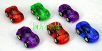 Mini WARRIOR car sedan car transparent WARRIOR barrowload eco-friendly toy car