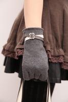 10 pair Quality Screentouch Fashion Women Gloves Cotton Blend Mitten Winter Warm Gift Hand Wrist Gloves