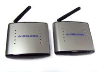 New PAT-330 150m 2.4GHz Wireless AV Transmitter & Receiver Audio Video A/V Sender CE & FCC 4 Channels Free Shipping