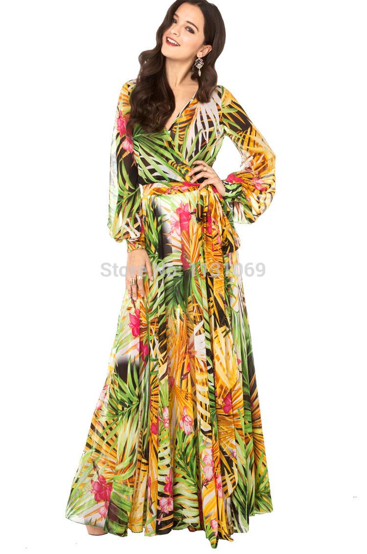 Elegant dress 2017