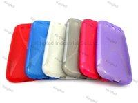 500pcs/Lot TPU X Line GEL Case Cover Skin for Samsung Galaxy S3 III I9300