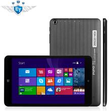 Original PiPO W4 windows tablet Intel 3735G Quad Core 8inch IPS 1280x800 RAM 1GB ROM 16GB Dual Cameras WIFI Bluetooth HDMI OTG(China (Mainland))