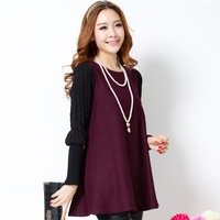 HOT SALE Maternity Sweaters,Pregnant Women's Autumn Winter Casual High Quality Loose Large Size Thicken Sweaters,Free Shipping