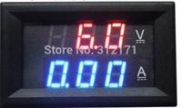 Digital display DC ammeter ,50A/30V ,For wind power system