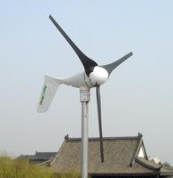 600W wind turbine generator sets, wind turbine+MPPT charge controller+600W pure sine wave inverter