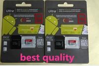 Free shipping best quality SDK 128GB  256GB micro sd card/tf card C10/ memory card/sdhc card class10