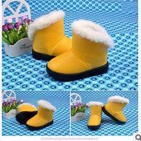 China Brand children boots 2104 children winter shoes boys & girls boots waterproof slip-resistant fashion kids snow boots 008