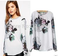 Женские блузки и Рубашки ST za gardient patchwotk 20141300