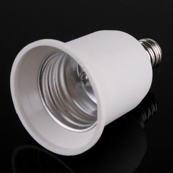 ACOSUN E12-E27 LED Light Lamp Screw Bulb Socket Adapter Converter(China (Mainland))