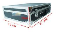 Dji phantom FPV aluminum case New style hm box outdoor protection box flying fairy box AR Four -axis
