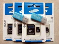 best!) Real Capacity 4GB 8GB 16GB 32GB 64GB class 10 micro sd card TF Memory card +Free card reader - free shipping+ Card Reader