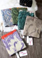 Mian Mian quality new winter twill scarf paisley scarf shawl C209