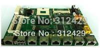 Free shipping Fox Etech GM45 Based Firewall Motherboard ITX-GM456L