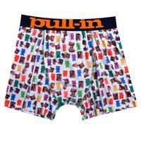 Free Shipping Hot Sale Pull In Brand Cheap Men Boxers Men's Underwear Men Shorts Underwear-104