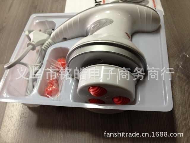 Transporte rápido! Escultor profissional corpo relaxar spin massageador elétrico massageador elétrico corpo inteiro massager tom(China (Mainland))