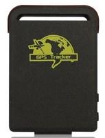 Hot!!TK102 GPS Tracker - Smallest Mini Quad Band GPS Tracker Support TF Card Free Shipping