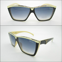 2014 quality glasses trend anti-uv sunglasses personality male women's sun glasses 68