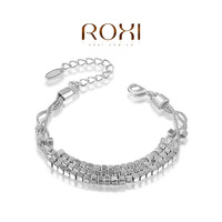 ROXI  Wholesale White Gold Plated Austrian crystal bracelets fashion jewelry 20141020-5
