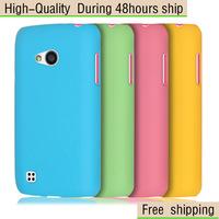 Hybrid Hard Plastic Case Cover For LG Optimus L5 E610 E612 Free Shipping