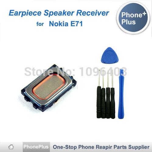 Динамик спикер приемник для Nokia E71 наушники шлейф на замену с инструментами бесплатная доставка nokia e71 tv деш вый бу