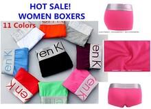 High Quality Brand calvin women Boxers Women's Boxer Shorts Sexy Underwear Women Panties For Woman Wholesale
