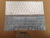 Free Shipping! New keyboard for MSI X320 X410 CR400 EX460 X340 X400 MS-1452 white IT Italian keyboard