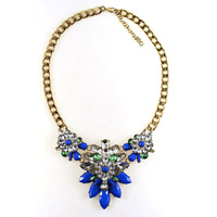 2014 NEWEST J Necklace Fashion Necklace Choker Chain Pendant Statement Necklace For Women 2014 Jewelry Factory Price Wholesale