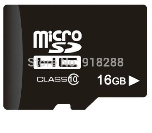 Карта памяти Other 16GB micro SDHC 50pcs/lot TF /10 SD SD 16gb C10 карта памяти other sd tf 6 10 t4