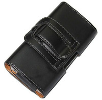 Smooth pattern/Lichee pattern Leather Pouch phone bags cases with Belt Clip For lenovo s660 Cell Phone Accessories
