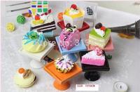 New arrival square ceramic Cake pan /cake stand dessert plate wedding dessert plate/cupcake stand/cake holder- free shipping