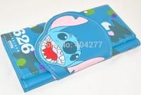 Cute Stitch Cartoon Ms.Wallet Money Bag Pouch