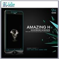 2pcs/lot Original Nillkin Premium Tempered Glass Screen Protector for Asus Zenfone 5 Toughened protective film
