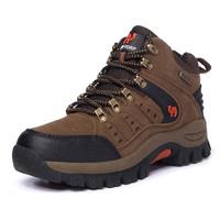 men's hiking shoes waterproof outdoor shoes 3 colors wearproof boot casual women shoes top quality mountain climbing boots