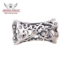 Fashion jewlery 2014 floating charms 925 Sterling Silver Jewelry Rhinestone charms Fine Jewelry for bracelet accessories YZ691