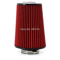 Universal K&N Cold Air Intake Filter Air Pods Air filter Motorcycle#180277