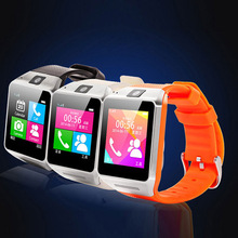 10pcs the best quality GV08 Touch Screen Bluetooth Watch Wrist Watch Mat Pedometer Watch for Android Phone Smartphones DHL
