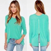 Blusas Femininas 2014 Casual Blouse for Women Blouses Shirt Women Plus Siza Clothing Free Shiping
