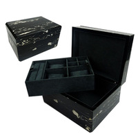 2014 New Luxury Piano Lacquer Marble Grain Wooden Make Up Case,Cosmetic Organizer Box,RING BOX, Jewelry Box For Man, Gift boxes