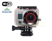 For 11.11 Shopping Festival Ambarella A5 Action Camera 990 with WIFI Free GOPRO mount accessories